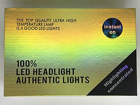 Комплект автомобильных LED ламп C6 H7, фото 2