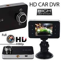 Автомобильный видеорегистратор DVR K6000 Full HD 1080 P   Регистратор в машину, фото 3