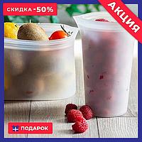 🍓 Набор №5 Эко контейнеры для хранения еды/готовки/переноса еды 🥦