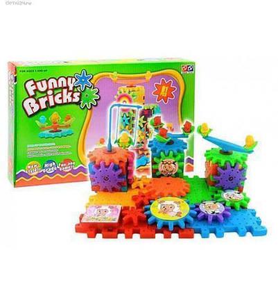 3D конструктор для детей Funny Bricks, фото 2