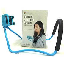 Держатель для телефона на шею 2 в 1   Монопод, фото 3
