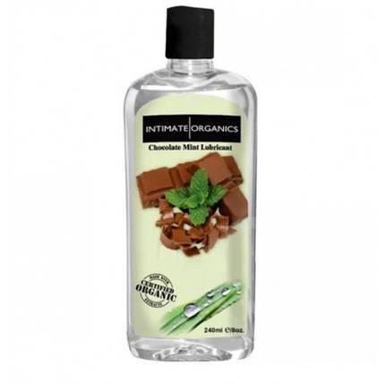 """Интимная смазка """"Organics"""" Шоколад-Мята 240 mg, фото 2"""