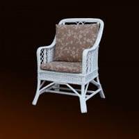 """Кресло""""Черниговчанка Прованс"""" с подушкой"""