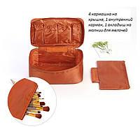 Органайзер для нижнего белья однотонный Gena Travel 01050-02 | Дорожная сумка