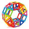 Детский магнитный конструктор Magical Magnet на 72 детали, фото 5