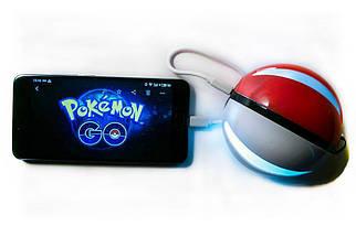 Power Bank 10000 mAh Pokemon Go | Портативное зарядное устройство, фото 3
