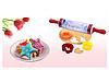Скалка для теста Roll and Store Pin + формочки для печенья 9 шт, фото 4