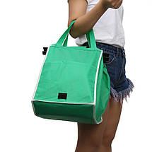 Складная хозяйственная сумка для покупок Grab Bag 2 шт, фото 3