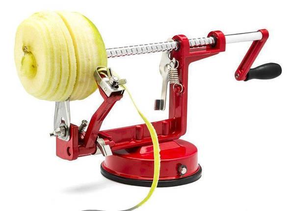 Яблокочистка Core Slice Peel | Прибор для чистки яблок, фото 2