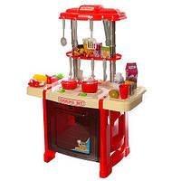 Детский игровой набор кухня Cooking Chef 922-14-15 есть световые и звуковые эффекты