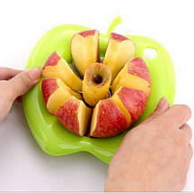 Кухонный нож Apple Slicer для нарезки яблок | Яблокорезка, фото 2