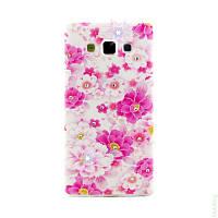 Чехол Diamond Silicone Lenovo A319 Daisy Glade.Wild Orchid.Summer Colours.Sakura Blossom.Nature Balance