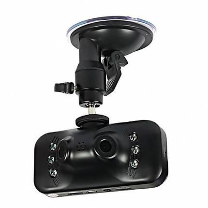 Панорамный автомобильный видеорегистратор с двумя камерами DVR F9 FullHD   Регистратор в машину, фото 2