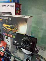 Автомобільний відеореєстратор DVR-138А | Реєстратор машину, фото 3