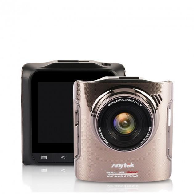 Автомобильный видеорегистратор Anytek A3 Full HD 1 камера | Регистратор в машину