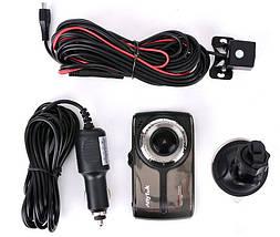 Автомобільний відеореєстратор Anytek G66 | Реєстратор машину, фото 3