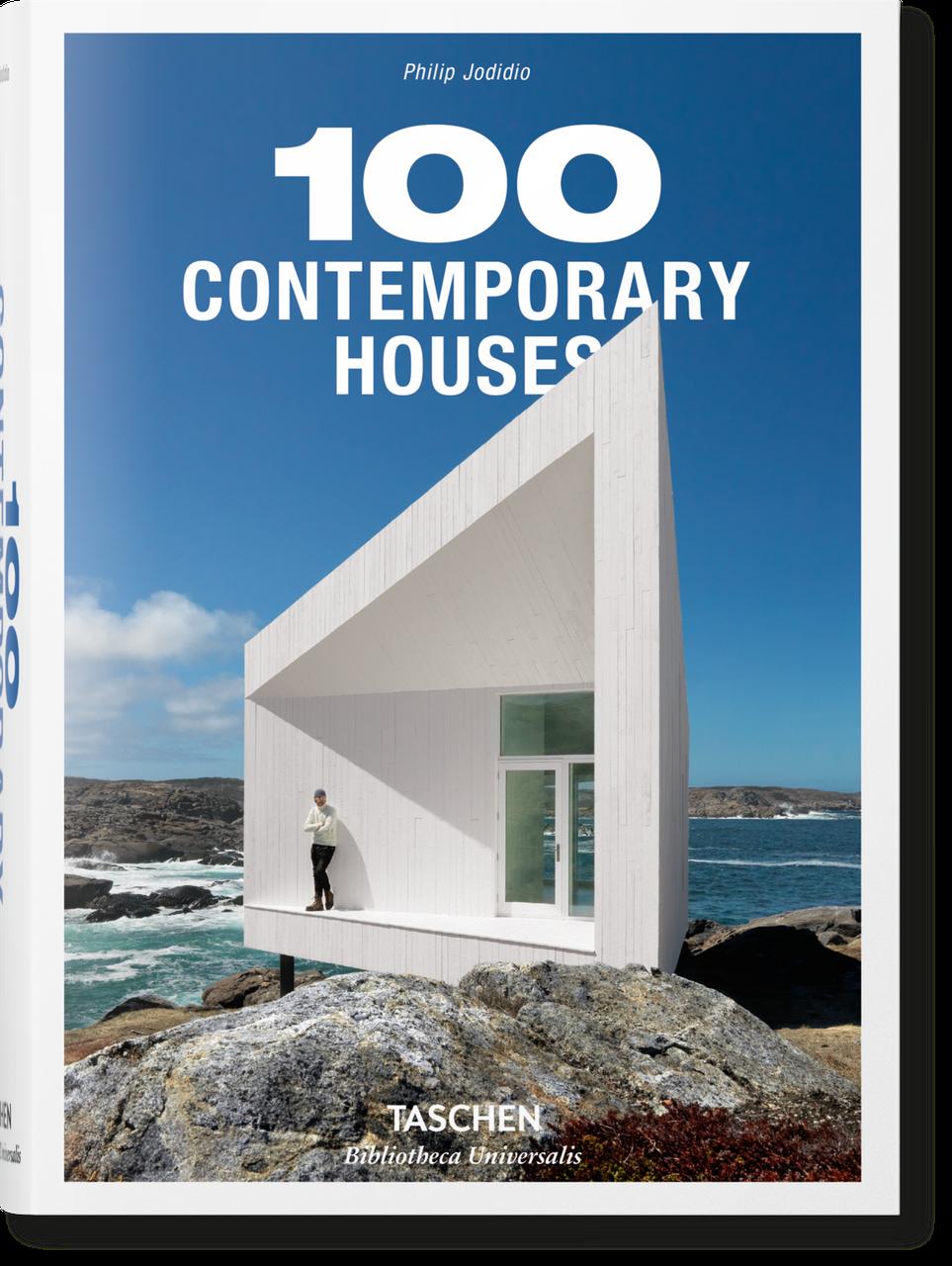 Приватна архітектура. 100 Contemporary Houses. Philip Jodidio.