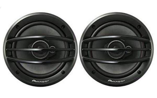 Автомобильные колонки TS-1074 (4'', 3-х полос., 350W)   Автомобильная акустика