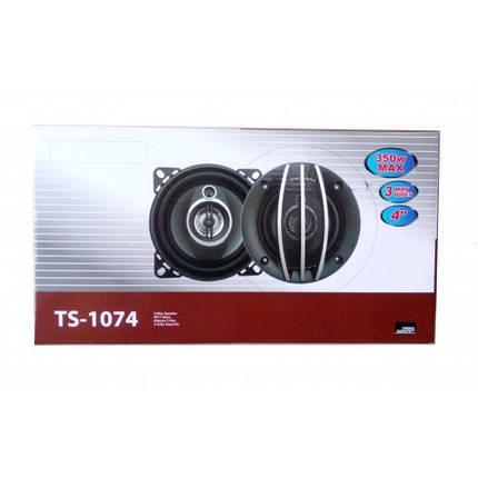 Автомобильные колонки TS-1074 (4'', 3-х полос., 350W)   Автомобильная акустика, фото 2
