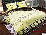 Полуторное постельное белье Шаннеелька Голд