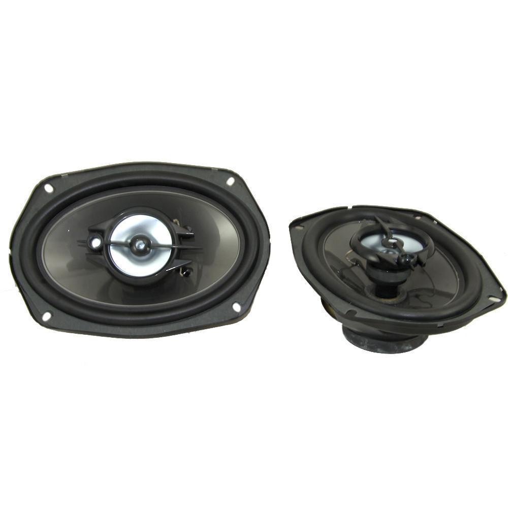 Автомобильные колонки SP-6925 (6'' * 9'', 4-х полос, 1200W) | Автомобильная акустика