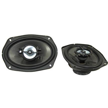 Автомобильные колонки SP-6925 (6'' * 9'', 4-х полос, 1200W) | Автомобильная акустика, фото 2