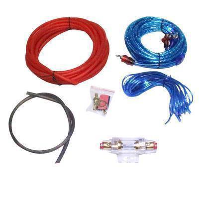Комплект проводів для сабвуфера Marshal M8 | Дроти для підключення підсилювача для сабвуфера, фото 2