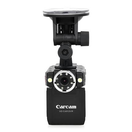 Автомобильный видеорегистратор CarCam DVR K3000 | Регистратор в машину, фото 2