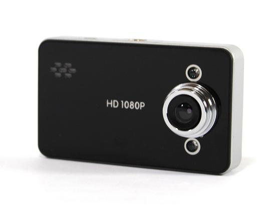 Автомобильный видеорегистратор DVR K6000 B без кабеля HDMI | Регистратор в машину, фото 2