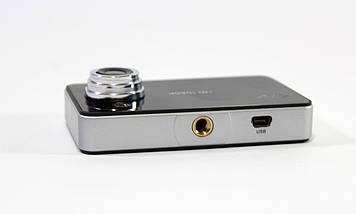 Автомобільний відеореєстратор DVR K6000 B без кабелю HDMI | Реєстратор машину, фото 2