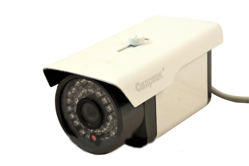 Наружная камера видеонаблюдения CAMERA 340