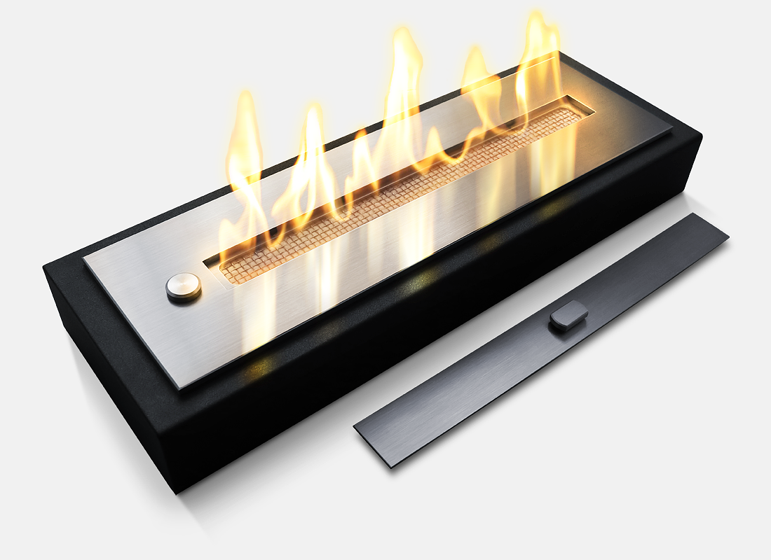 Топливный блок в корпусе Gloss Fire Алаид Style 300-К-С1