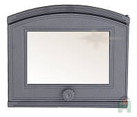 Дверцы для печи Н1802 (370x315), фото 1
