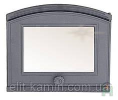Дверцы для печи Halmat DP2 (Н1802) (372x315)