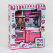 Міні кухня 66096 для ляльок з аксесуарами, в коробці