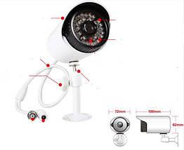 Камера видеонаблюдения CCTV Security Camera LM 529 AKT, фото 2