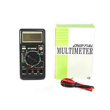 Мультиметр тестер с защитой от перегрузок DT 890B, фото 3