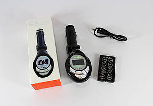 Автомобильный FM модулятор M MOD. CM 011 с зарядкой для телефона от прикуривателя, фото 3