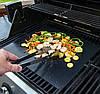 Антипригарний килимок гриль мат 33 * 40 см BBQ grill sheet, фото 4