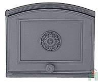 Чугунные дверцы Н1805 (370x315), фото 1