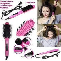 Электрическая расческа выпрямитель для волос NOVA NHC 8810, фото 3