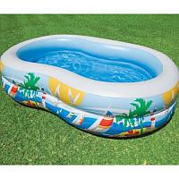 Детский надувной бассейн Intex 56490