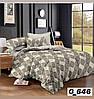 Комплект семейного постельного белья Gold G_646