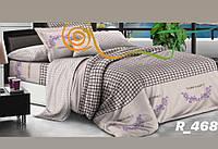 Комплект постельного белья Евро стандарта Ranforce WARM FAMILY