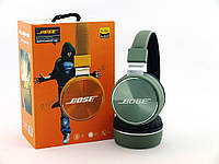 Bose ST40i Wireless Stereo Headset, Bluetooth наушники с FM, MP3, зеленые