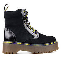 Ботинки женские черные (О-873), фото 1