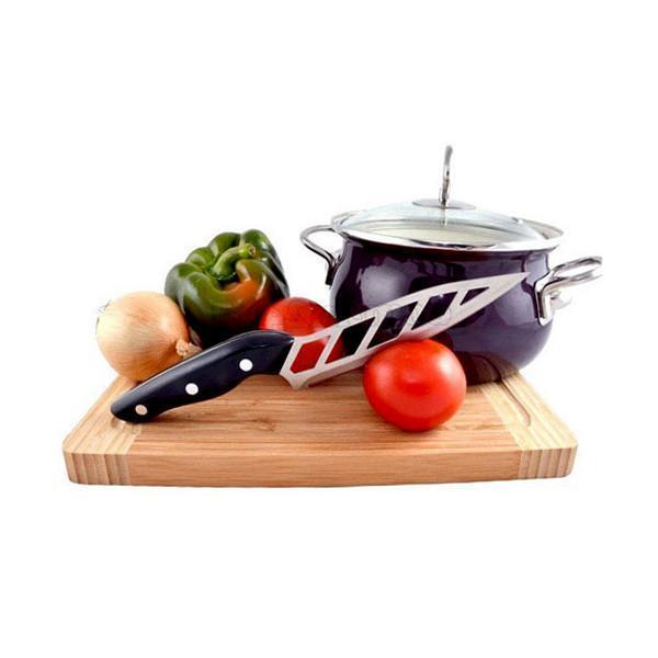 Кухонний ніж для нарізки Aero knife | Аэронож | кухонний Ніж універсальний