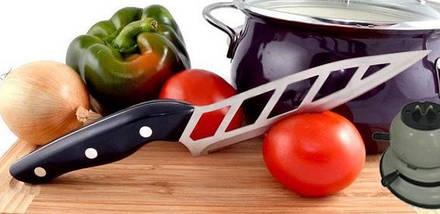 Кухонний ніж для нарізки Aero knife | Аэронож | кухонний Ніж універсальний, фото 3