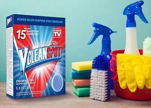 Універсальний чистячий засіб Vclean Spot   Чистячий засіб для всіх поверхонь, фото 3