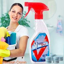 Універсальний чистячий засіб Vclean Spot   Чистячий засіб для всіх поверхонь, фото 2